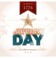 USA Indenpendence Day background vector