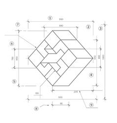 Drawing a sketch vector image vector image