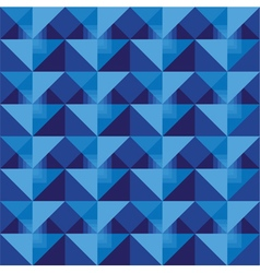 Royal blue abstract background vector