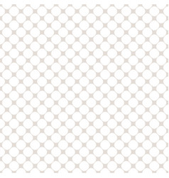 seamless pattern with small white circles vector image
