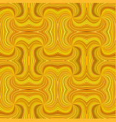 orange seamless abstract psychedelic spiral ray vector image