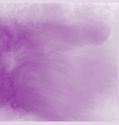 Elegant soft purple watercolor texture background vector