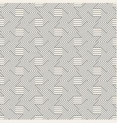 Seamless pattern modern stylish abstract texture vector