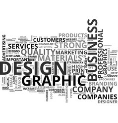 what is graphic design and how can it help my vector image