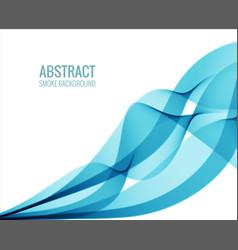 Abstract background imitation smoke vector