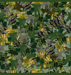 Abstract color camouflage background 4 vector