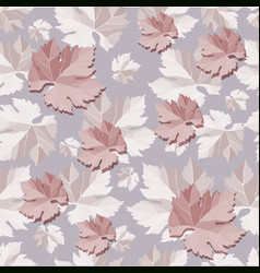 Background from leaves vector