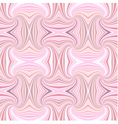 pink seamless abstract psychedelic spiral ray vector image