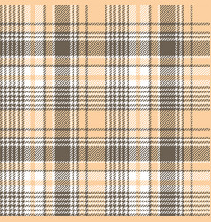 Seamless plaid pattern background vector