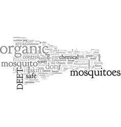 Athose nasty mosquitoes vector