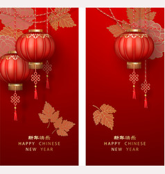 chinese new year vector image