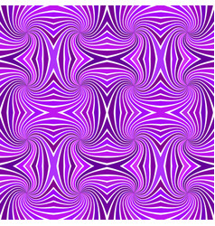 purple seamless abstract hypnotic spiral ray vector image