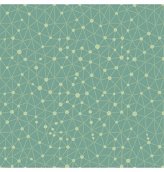 Seamless pattern crystal lattice vector