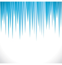 sharp blue strip background vector image
