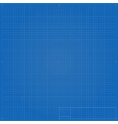Sheet of blueprint paper royalty free vector image blueprint background vector image malvernweather Image collections