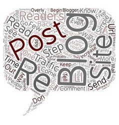 Five Steps To Increase Traffic To Your Blog text vector image