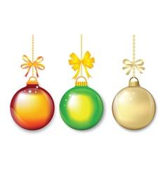 ChristmasBall Full vector image