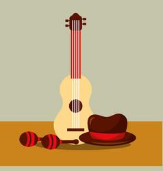 Jazz festival instruments vector