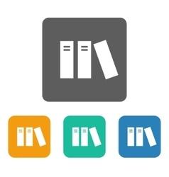 Directory icon vector