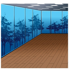 Interior Background vector image