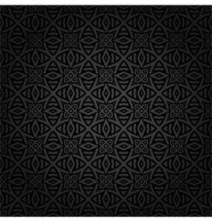 Seamless Keltic pattern vector image vector image