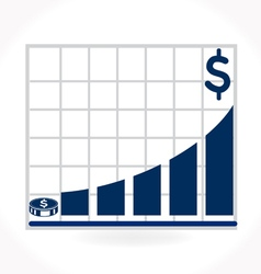 Financial rates higher upward on graph vector