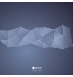 Abstract Background with transparent Mesh and vector image