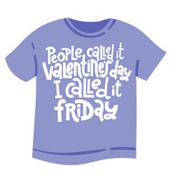 anti valentine quote vector image