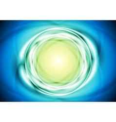 Bright backdrop vector image vector image