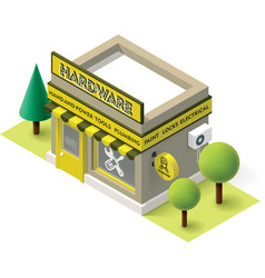 Hardware store vector