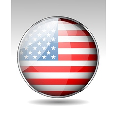Usa icon vector image