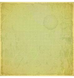 Old Vintage paper vector image