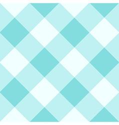 Limpet shell blue white diamond chessboard vector