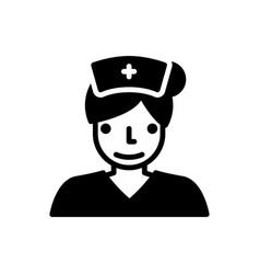 Nurse icon doctor icon vector