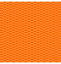 Orange square abstract background vector