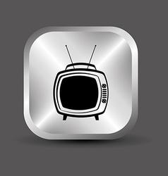 tv design vector image