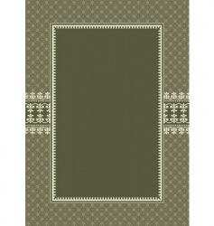 Pattern and ornament vector