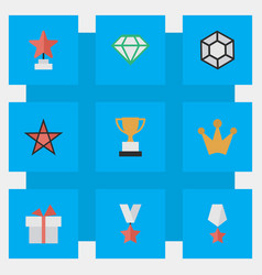 Set of simple achievement vector