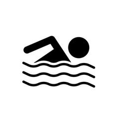Swimming icon swim icon vector