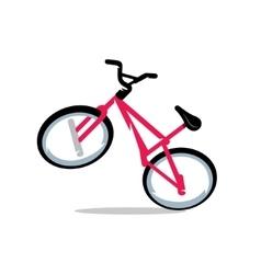 Bicycle cartoon vector
