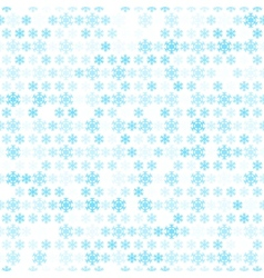 Abstract snow flake pattern wallpaper vector