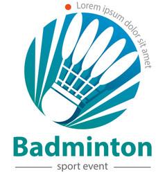 Bafdminton vector