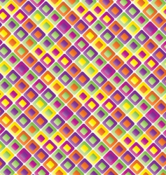 colored squares vector image vector image