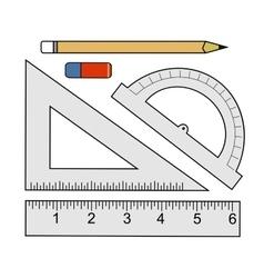Education set Color vector image vector image