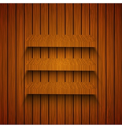 ahelfs on wooden background Eps10 vector image