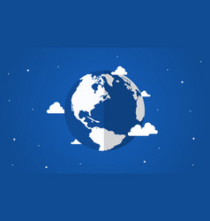 world day collection style vector image
