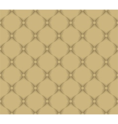 quilted fabric vector image vector image