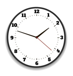 Clock vector image