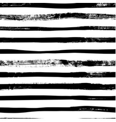 grunge lines seamless pattern vector image