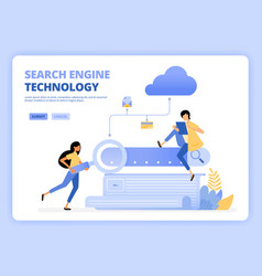 People looking for keyword for search engine vector